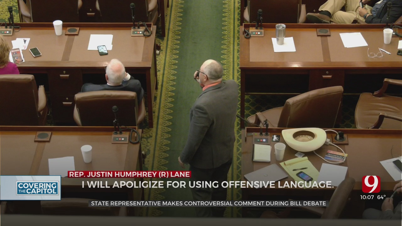 State Rep. Compares Black Lives Matter To Ku Klux Klan On House Floor