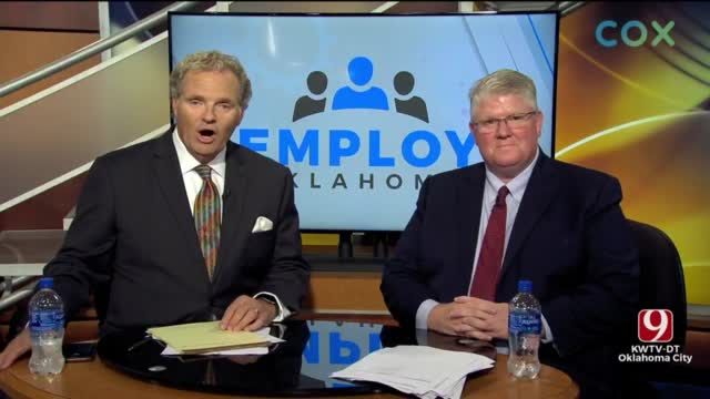 WATCH: Q&A With Oklahoma Works Executive Director Don Morris