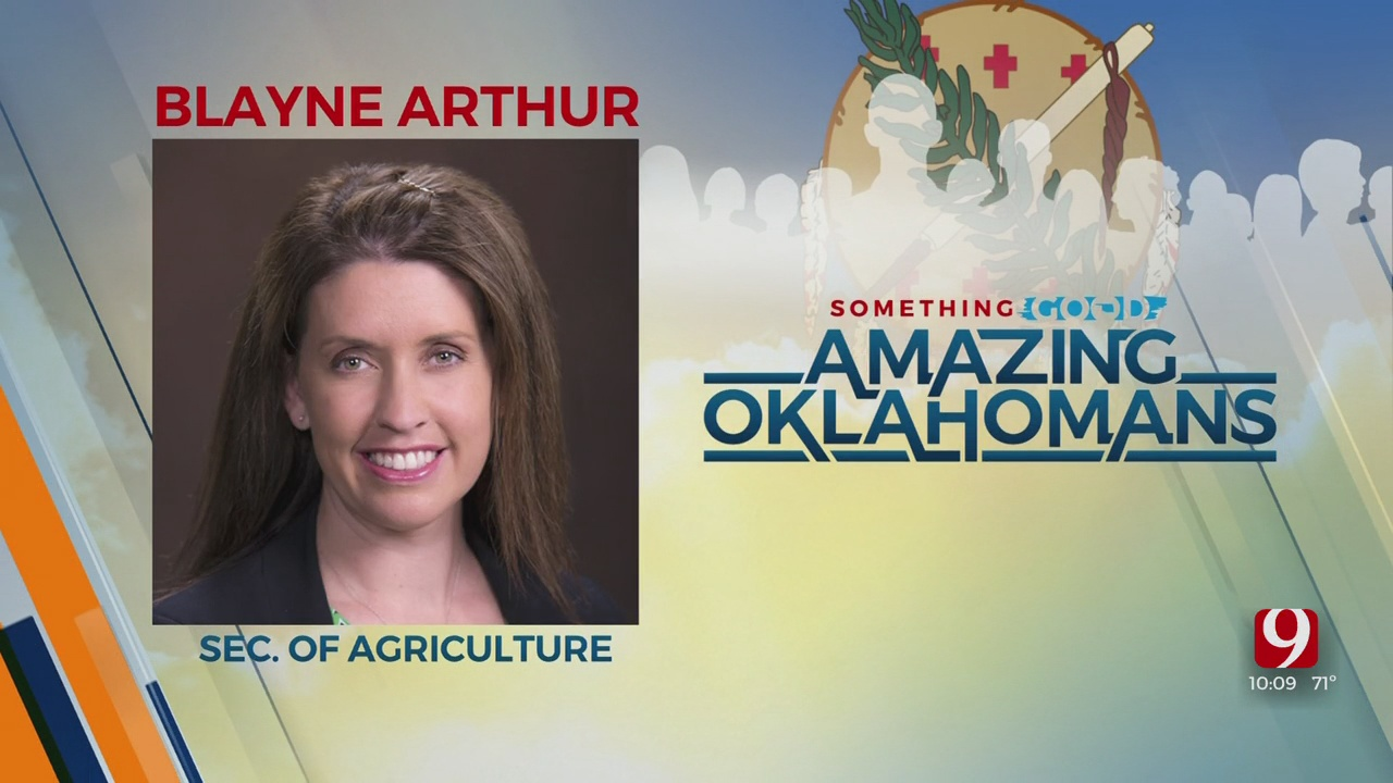 Amazing Oklahoman: Blayne Arthur