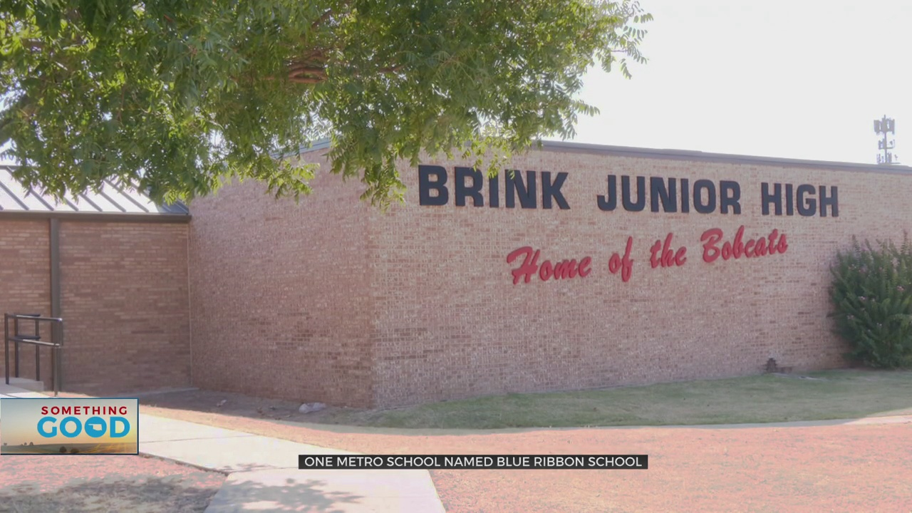 Moore Middle School Among 6 National Blue Ribbon Schools In Oklahoma
