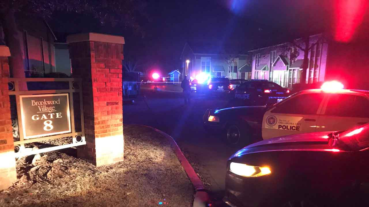Victim In Critical Condition After Shooting At OKC Apartment Complex