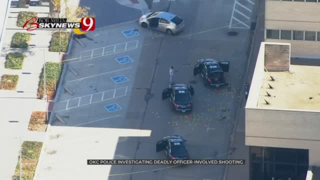 Deadly Shootout Investigation Involving OCPD, Armed Suspect Ongoing
