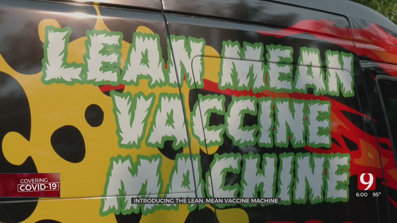 Metro Doctor Creates 'Lean Mean Vaccine Machine' To Reach Communities In Need Of COVID-19 Vaccine