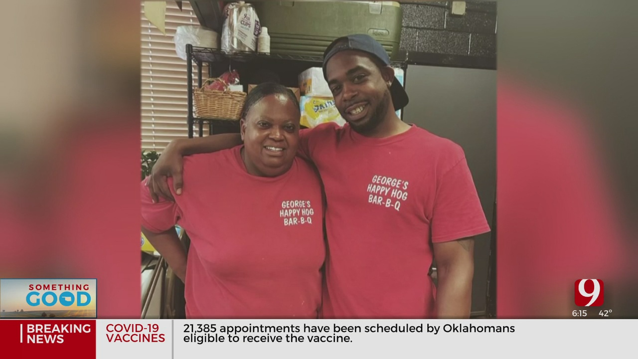 Son Keeps Mother's Memory Alive With OKC Restaurant