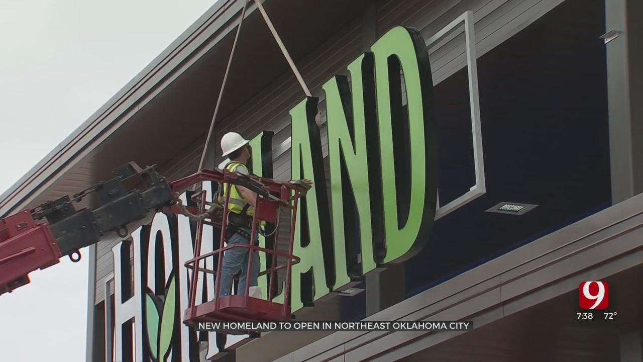 New Homeland Store Set To Open In NE OKC