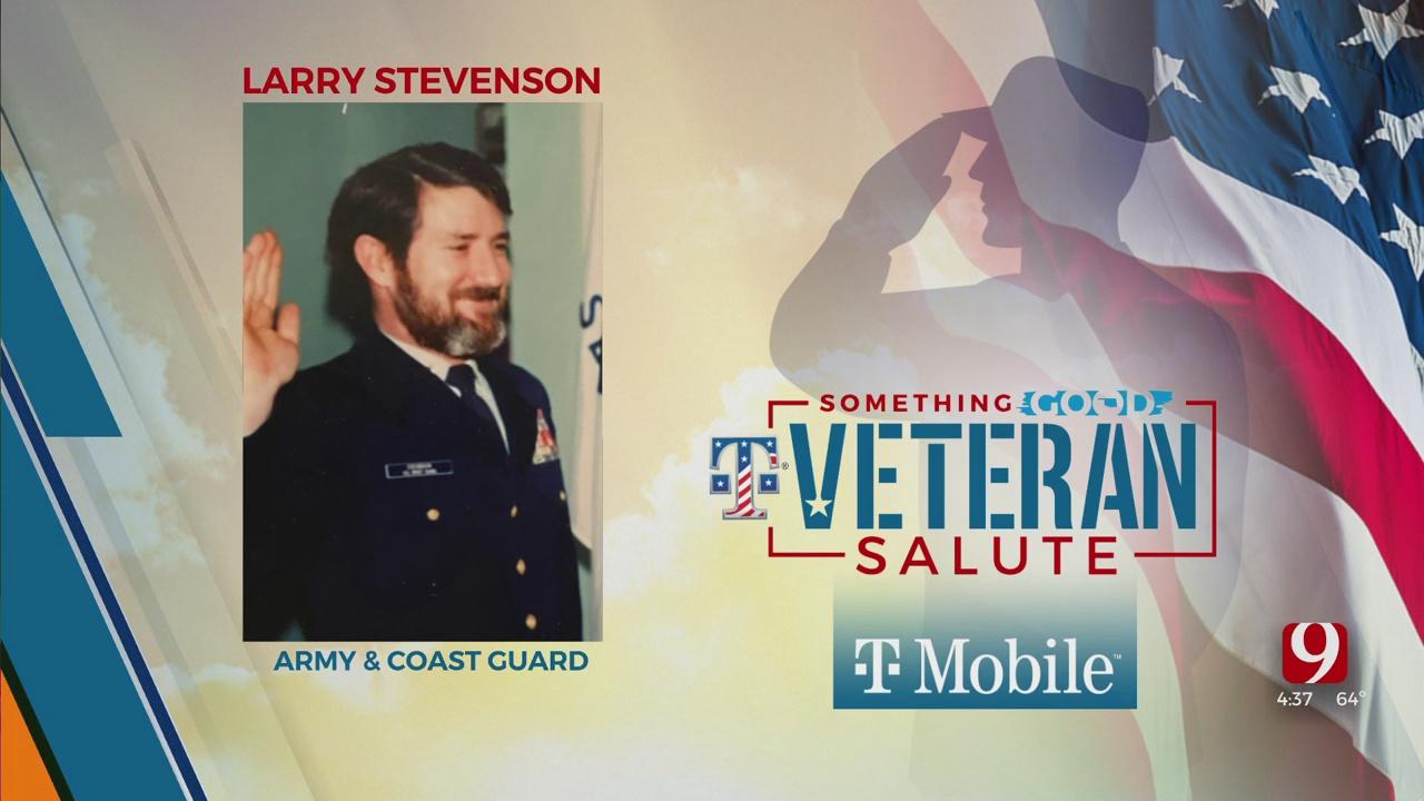 Veteran Salute: Larry Stevenson