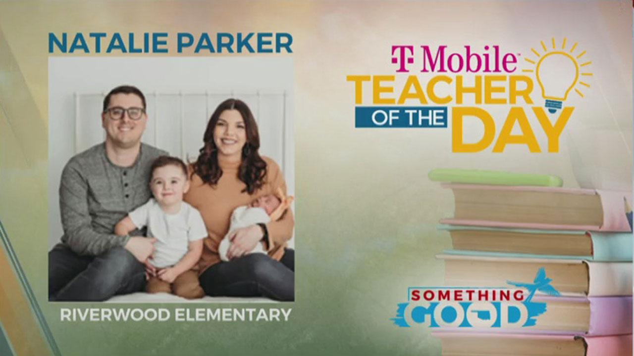 Teacher Of The Day: Natalie Parker