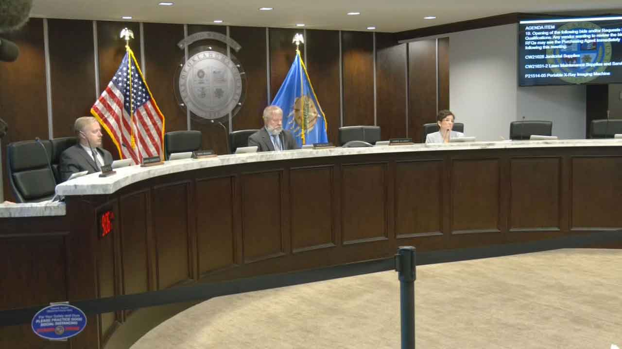 Oklahoma Co. Commission Approves COVID-19 Small Business Relief Fund