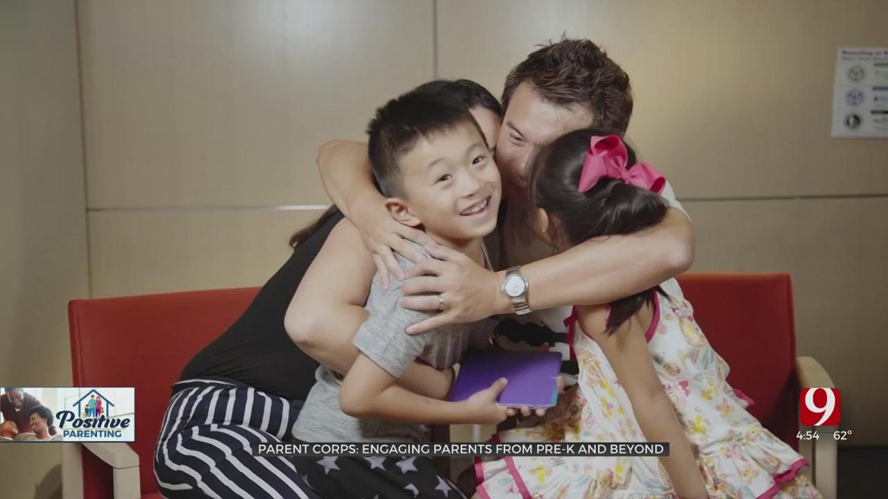 Positive Parenting: ParentCorps