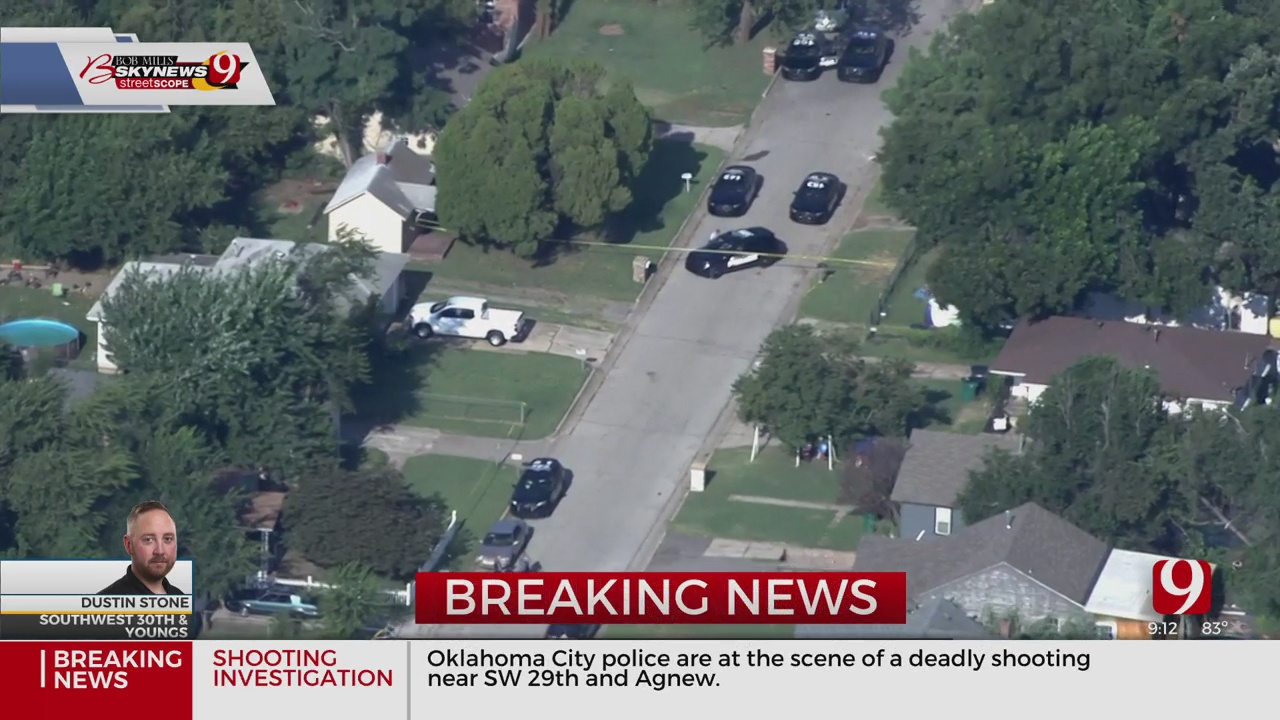 1 Killed, 1 Detained In SW OKC Shooting, Police Say