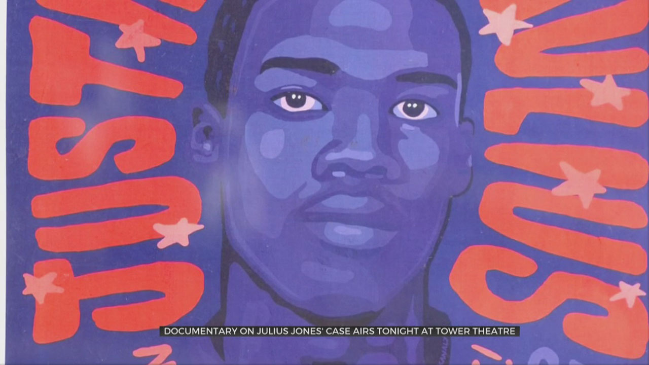 New Documentary On 131-Mile Walk In Support For Julius Jones To Air At Tower Theatre