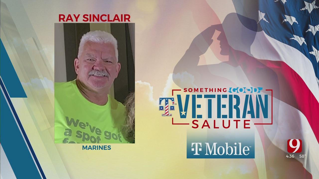 Veteran Salute: Ray Sinclair