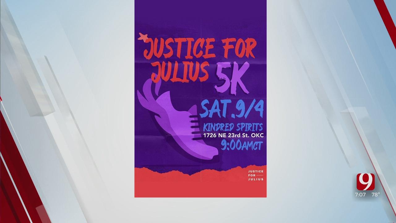 5K Run Planned For Death Row Inmate Julius Jones