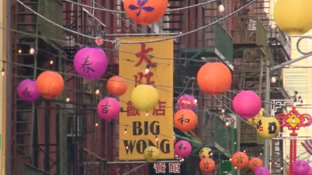 Businesses In Chinatowns Suffer Amid COVID-19 Pandemic Ahead Of Lunar New Year