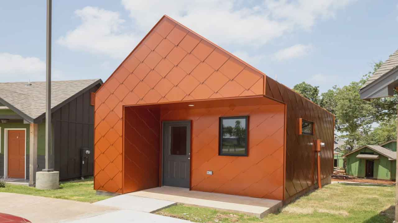 Local Nonprofit Builds Tiny Homes For Homeless Young Adults