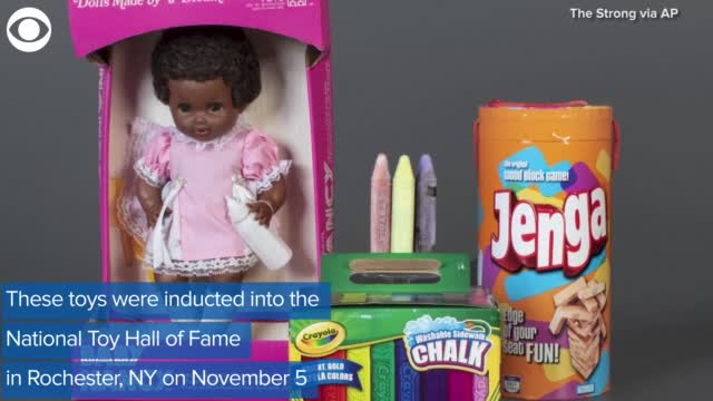 Watch: Toys Inducted Into The National Toy Hall Of Fame 2020