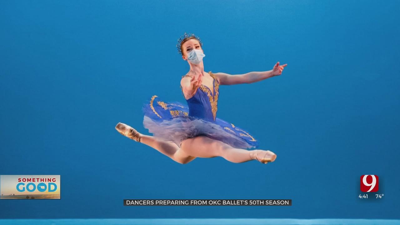 Oklahoma City Ballet Preparing For 50th Anniversary Season