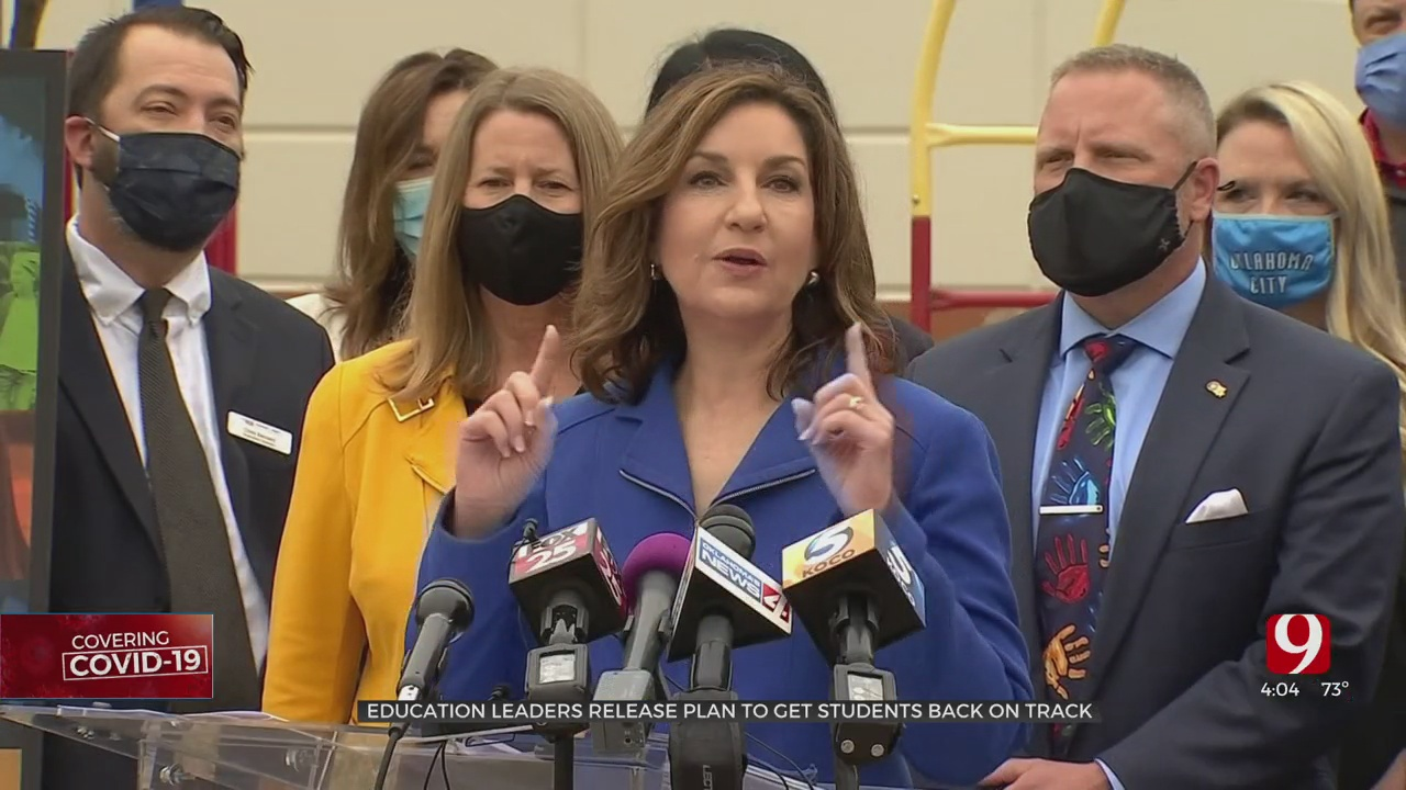 State Superintendent Joy Hofmeister Releases Summer Learning Plan For Students