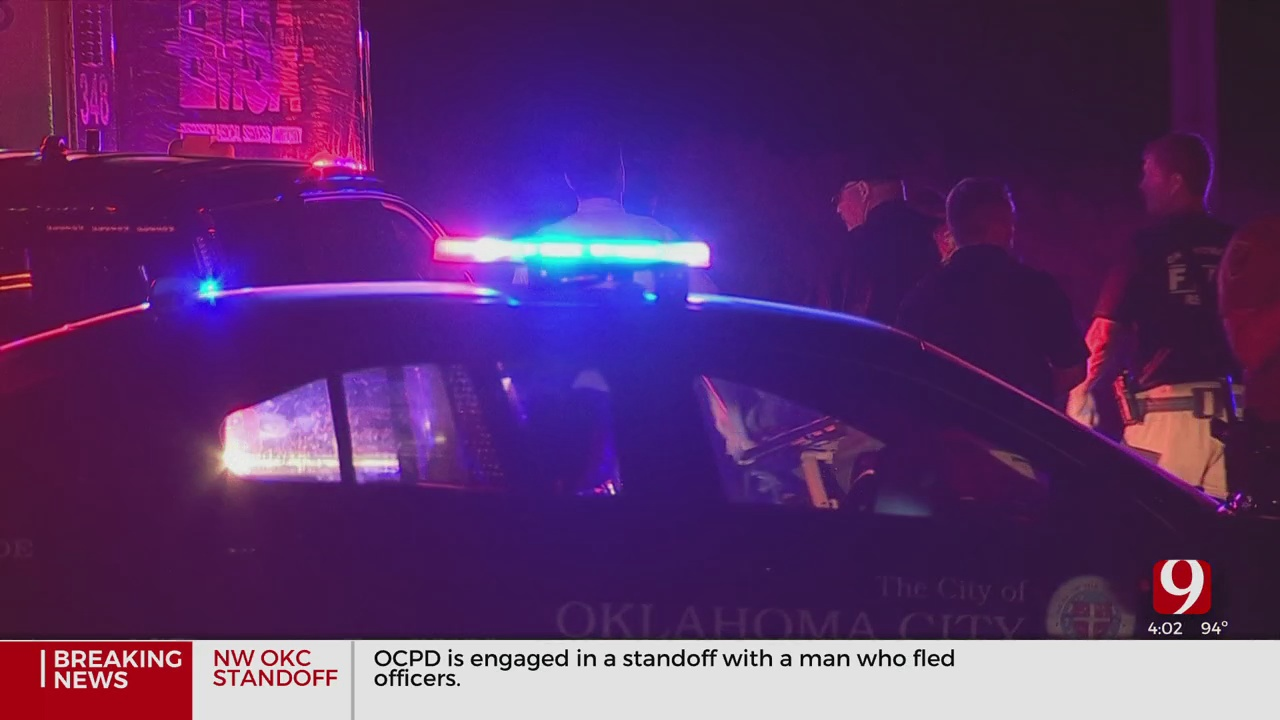 Man, Boy Hit By Vehicle In Hit-And-Run Crash Overnight In SW OKC