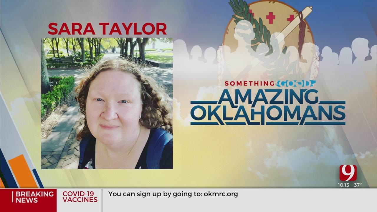 Amazing Oklahoman: Sara Taylor
