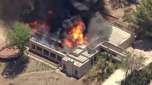 Outlets: LA County Fire Station Shooting Kills 1 Firefighter