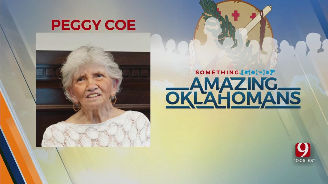 Amazing Oklahoman: Peggy Coe