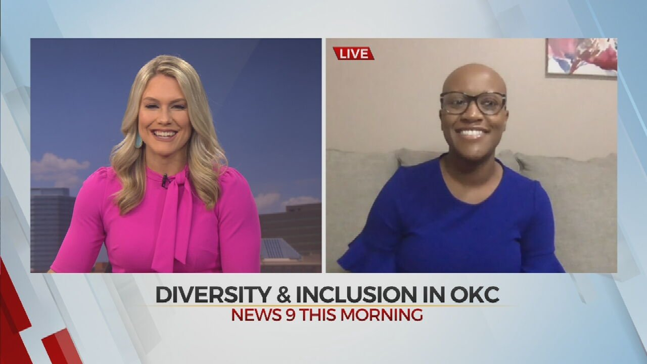 Oklahoma City's First Chief Diversity And Inclusion Officer Addresses Challenges Of The Role