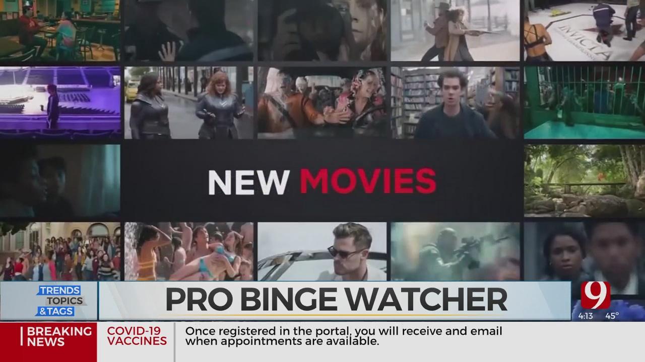 Trends, Topics & Tags: Pro Binge Watcher