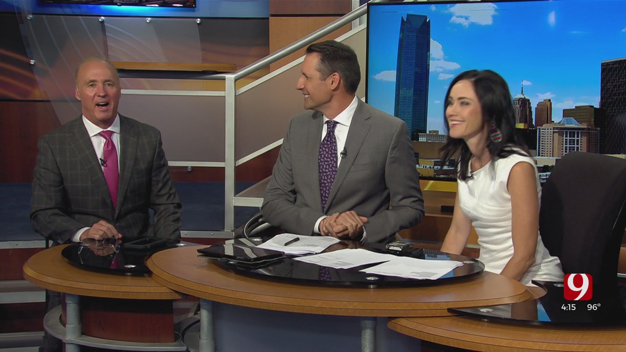 News 9 4 p.m. Newscast (July 29)
