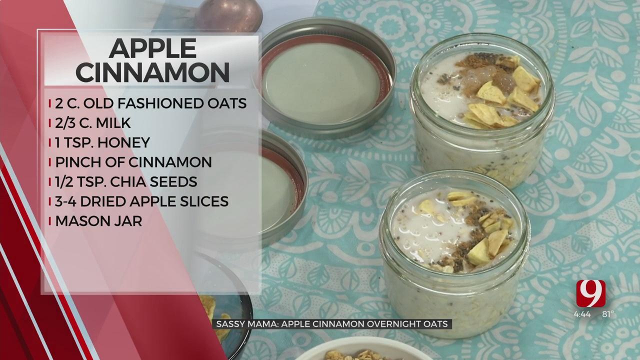 Apple Cinnamon Crunch