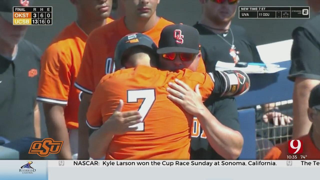 OSU Baseball's Season Ends In NCAA Regionals