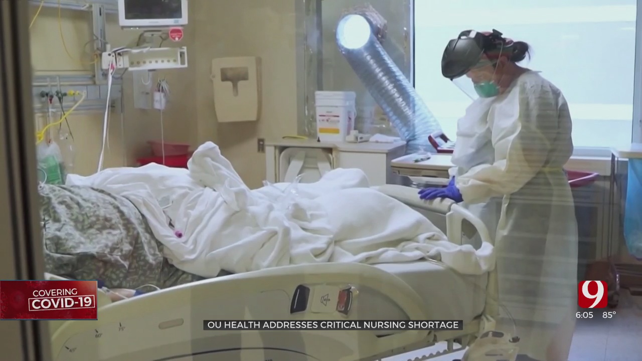 OU Health Announces Initiatives To Strengthen Nursing Workforce Amid Shortage