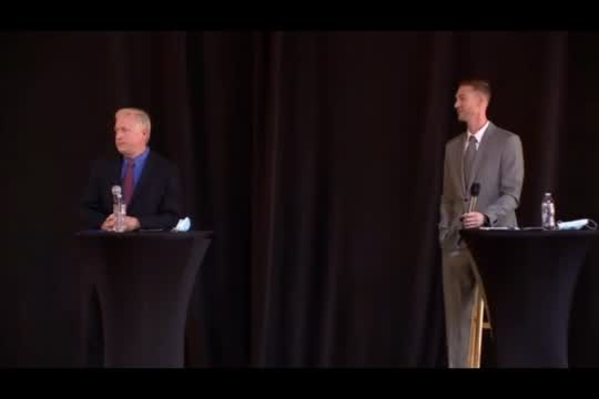 WATCH: Oklahoma County Commissioner District 2 Debate