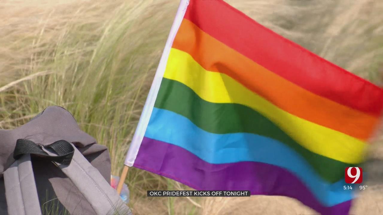 Local Favorite Greyson Chance Headlines OKC PrideFest As It Kicks Off Friday Night At Scissortail Park