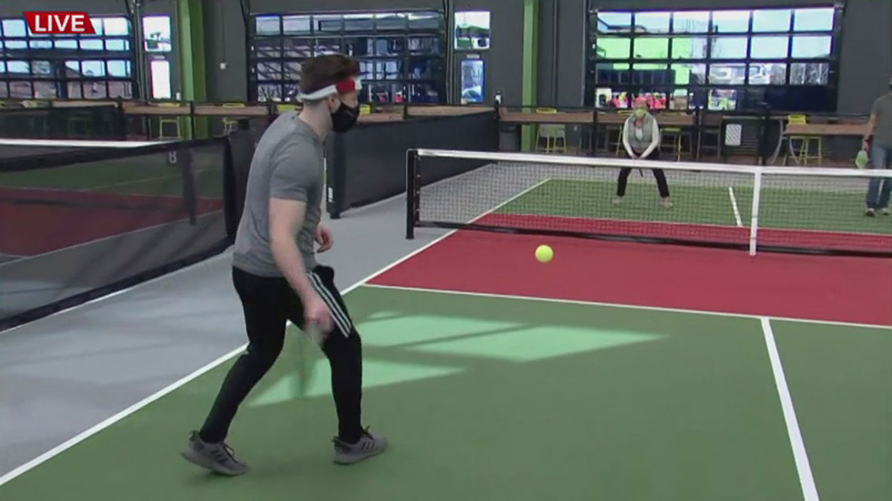 News 9 Visits Chicken N Pickle To Learn What Pickleball Is All About