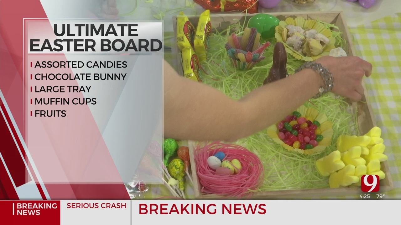 Sassy Mama: Ultimate Easter Board