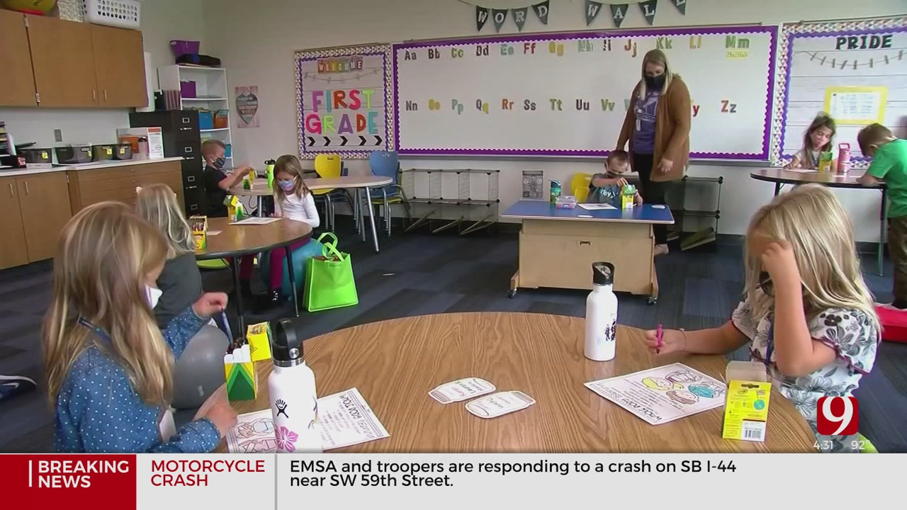 OKCPS Provides Help For Parents, Students To Mitigate Learning Delays This Summer