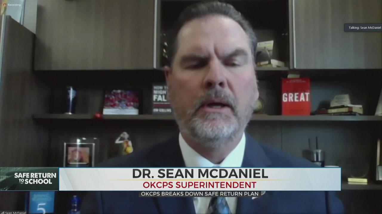 OKCPS Breaks Down Safe Return To School Plan