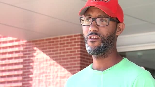 RAW VIDEO: Oklahoma Man Stages Lone Protest For Justice In Response To George Floyd Killing