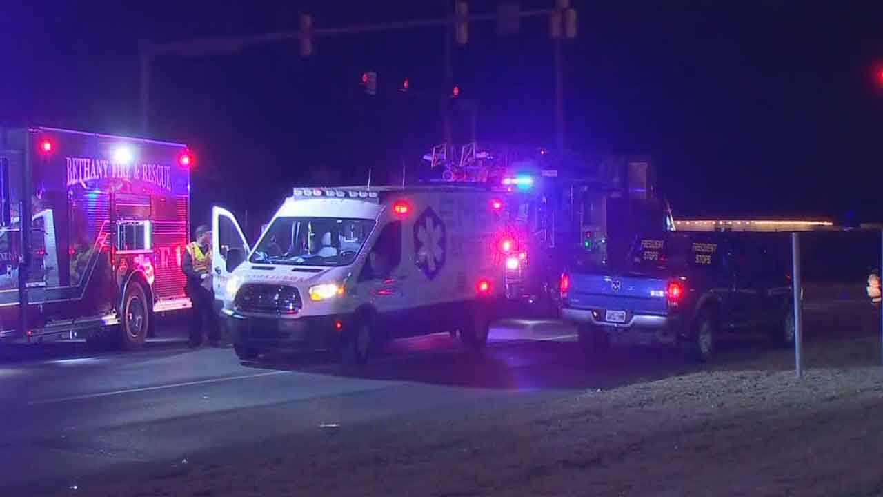 Man Killed In Hit-And-Run, Bethany Police Say