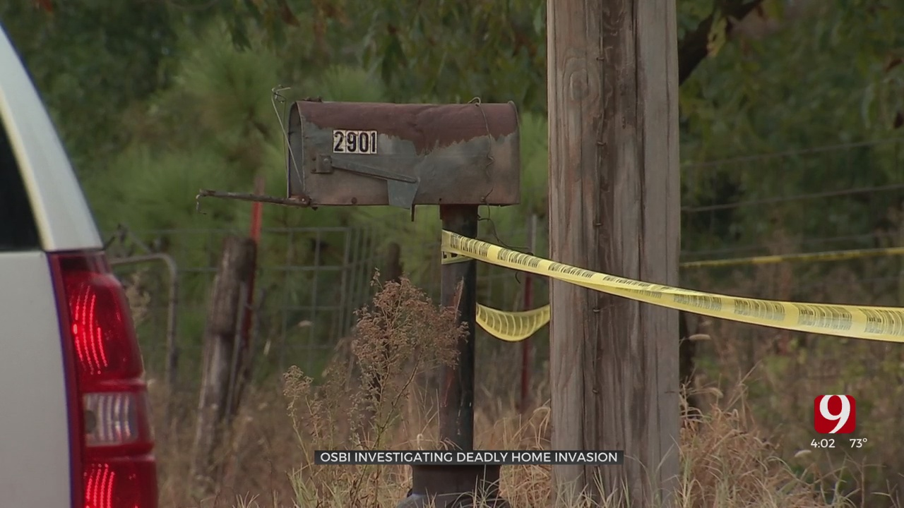 Homeowner Shots, Kills Woman During Attempted Break-In Near Guthrie, OSBI Says