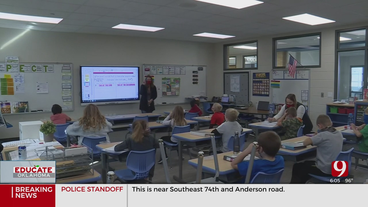 Oklahoma Using Nearly $13 Million In Federal Relief Funds To Offer Incentive To Student-Teachers