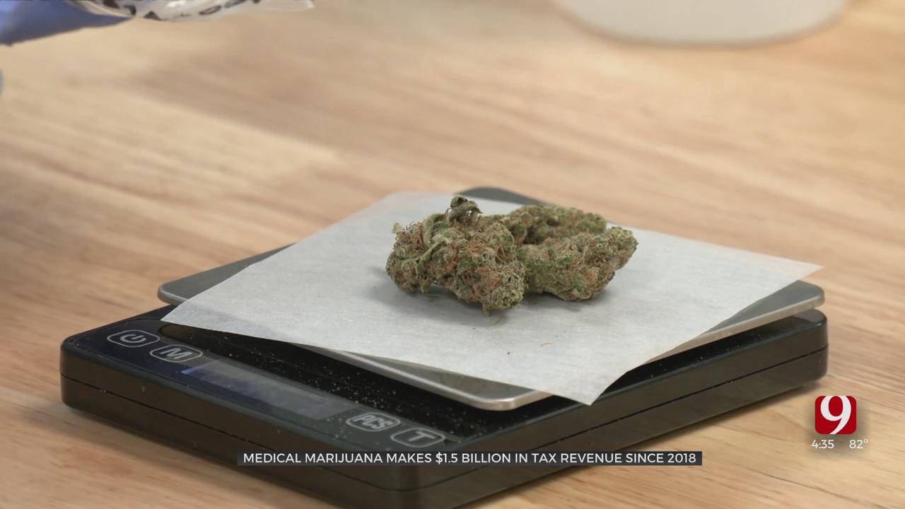 Medical Marijuana Makes $1.5 Billion In Tax Revenue Since 2018