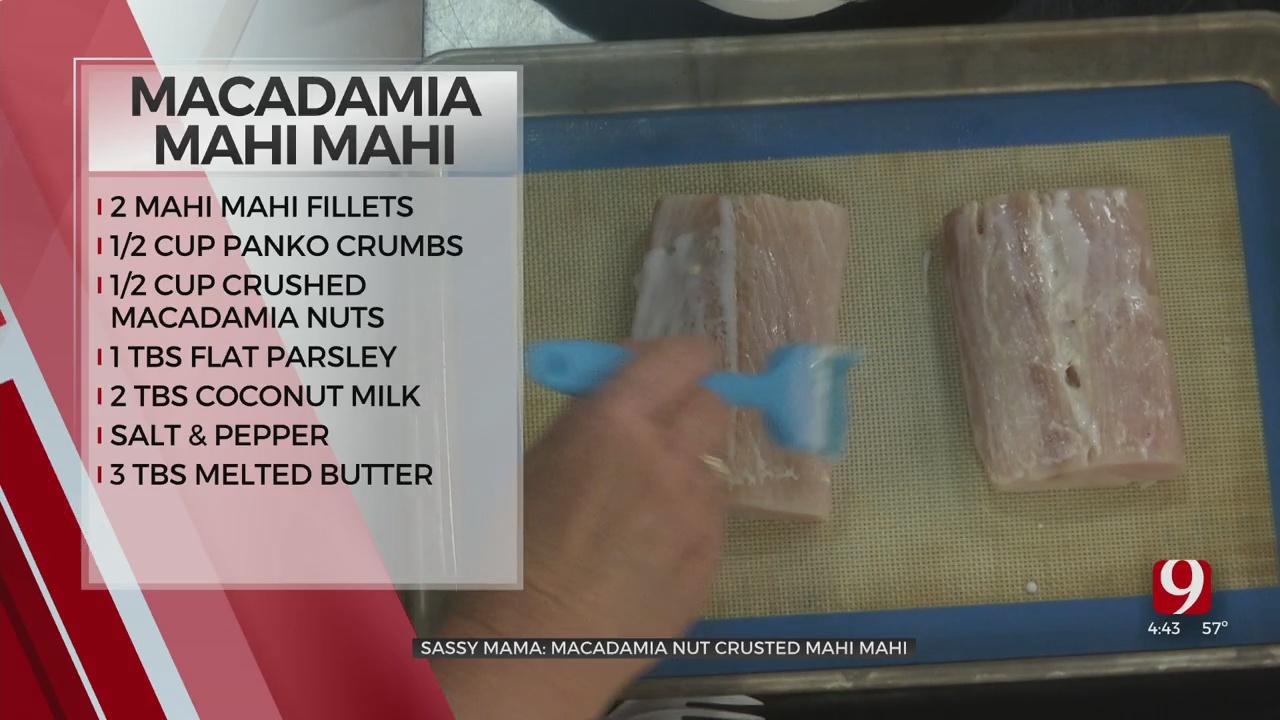 Macadamia Mahi Mahi