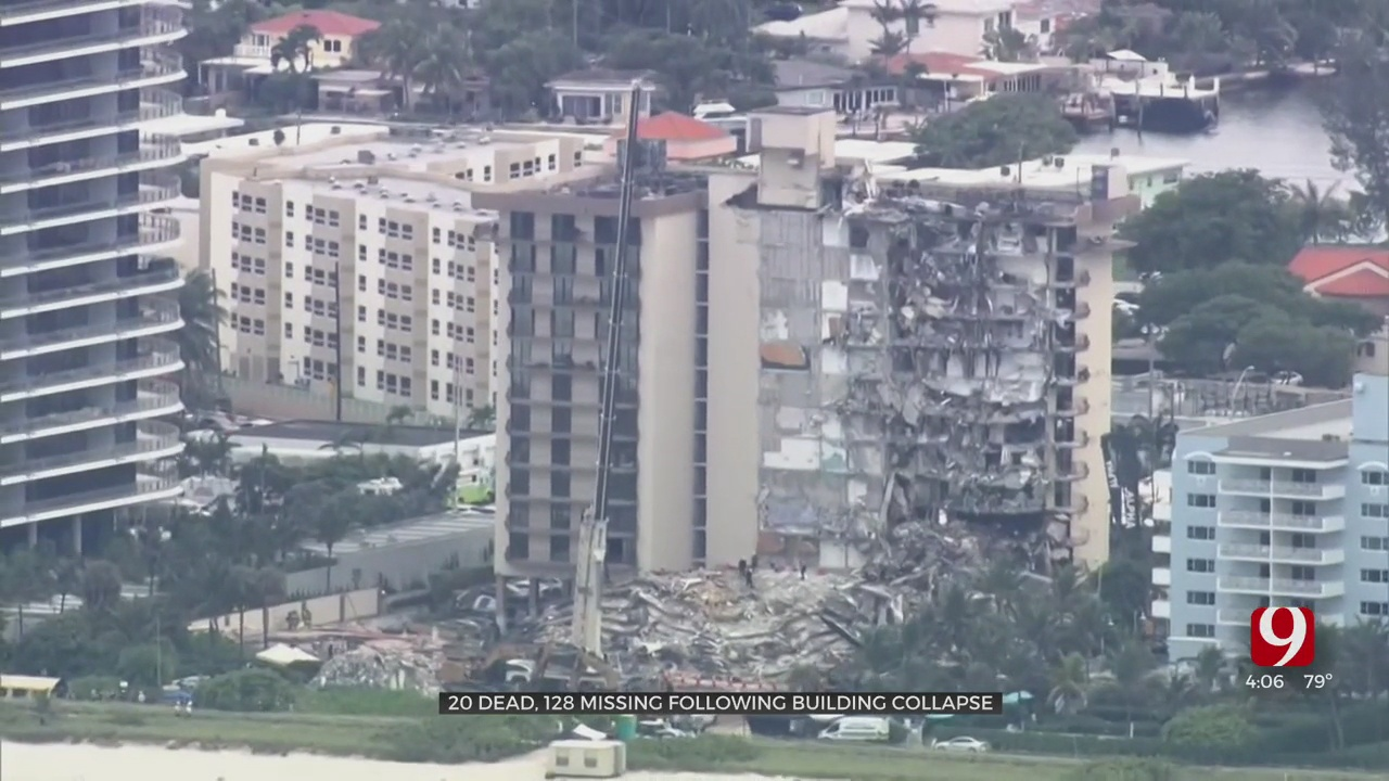 Tally Of Missing In Condo Collapse Falls To 128 After Audit