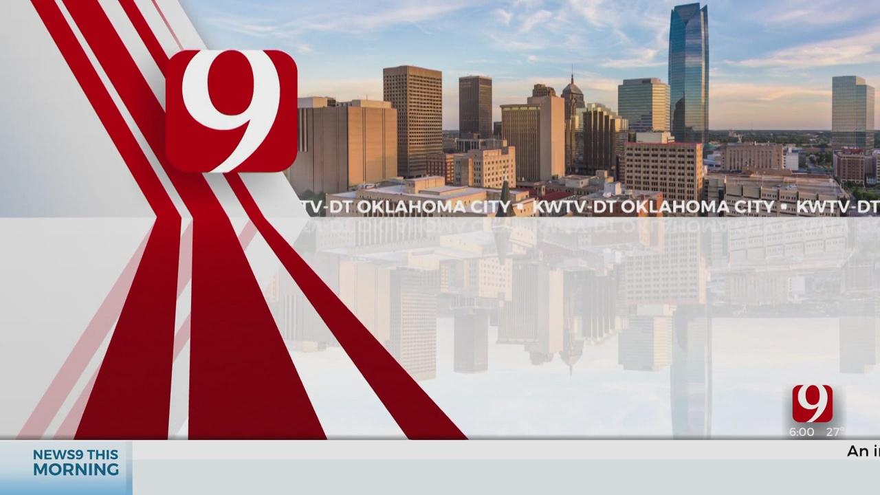 News 9 6 a.m. Newscast (December 25)