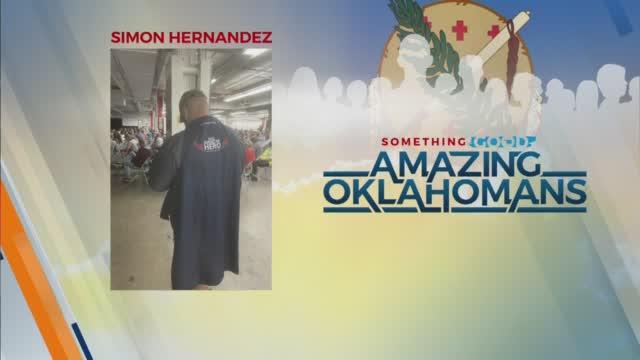 Amazing Oklahoman: Simon Hernandez