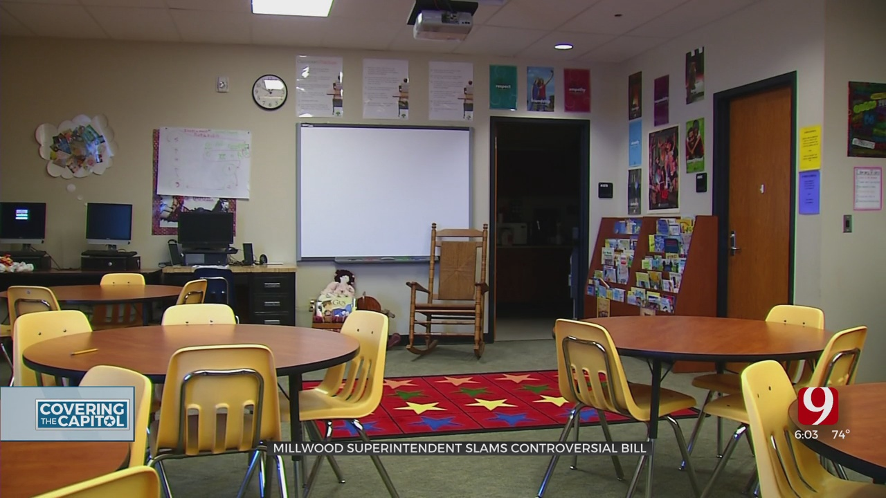 Millwood Schools Superintendent Slams Bill That Would Prohibit Teaching Of Critical Race Theory