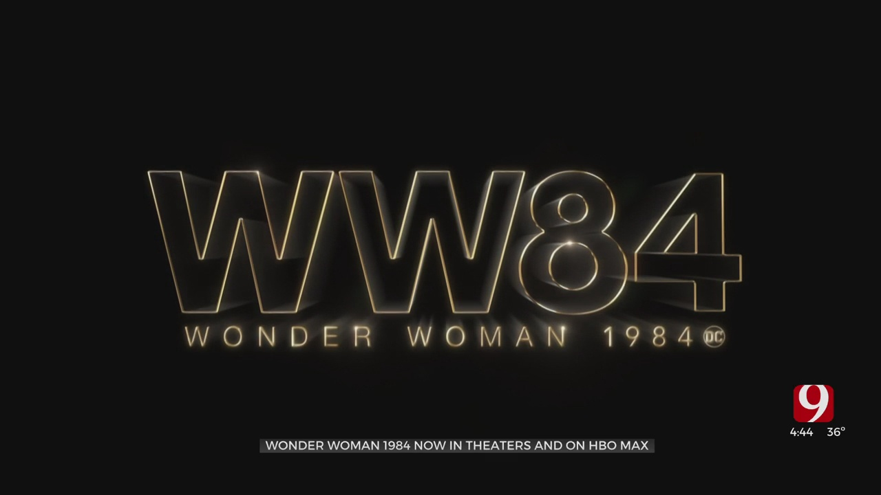 Dino's Movie Moment: Wonder Woman 1984
