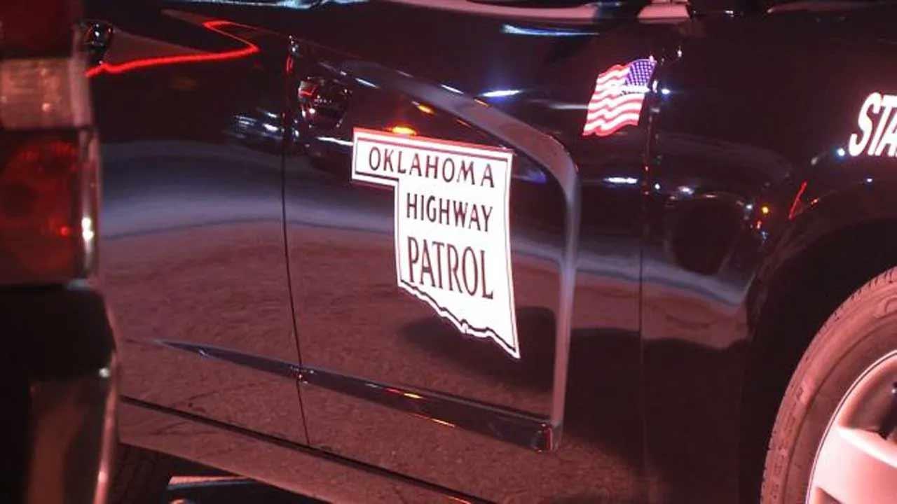 1 Injured In Caddo County Crash Along I-40